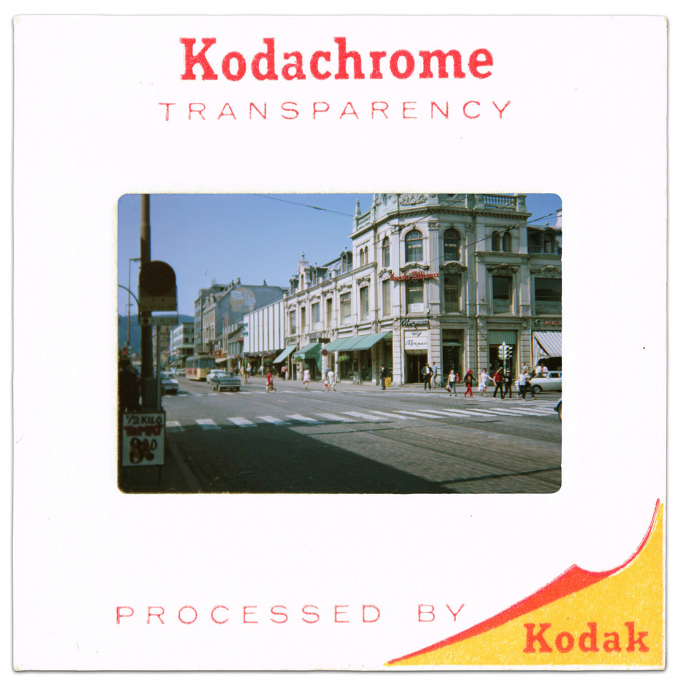 Kodachrome Slide.