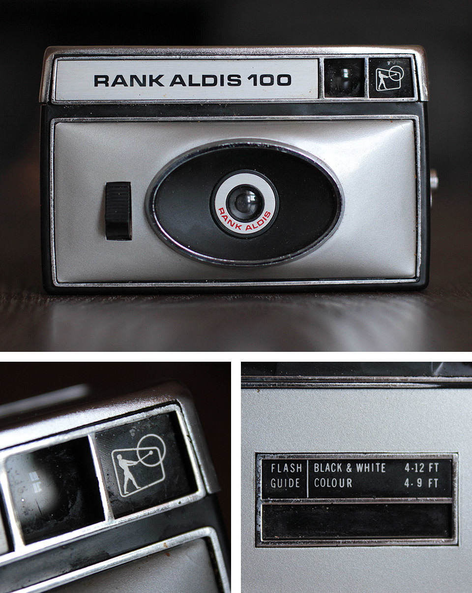 I saw this at the car boot sale a few weeks ago and had to buy it. I recognised the Rank symbol from cinema advertising and was unaware that they made cameras. I have seen plenty of slide projectors in the past, but I have never come across one of these models.
