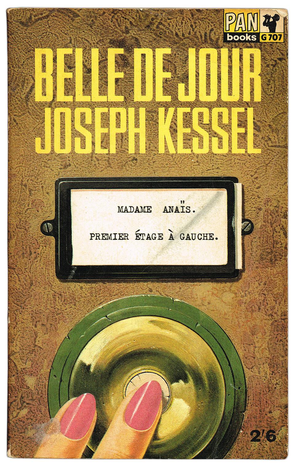 Belle De Jour - by Joseph Kessel