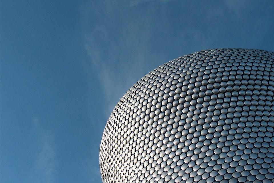 The Bullring, Birmingham.