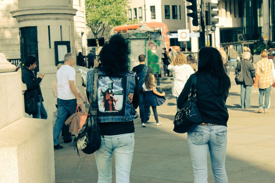 Rock 'n' Roll, London.