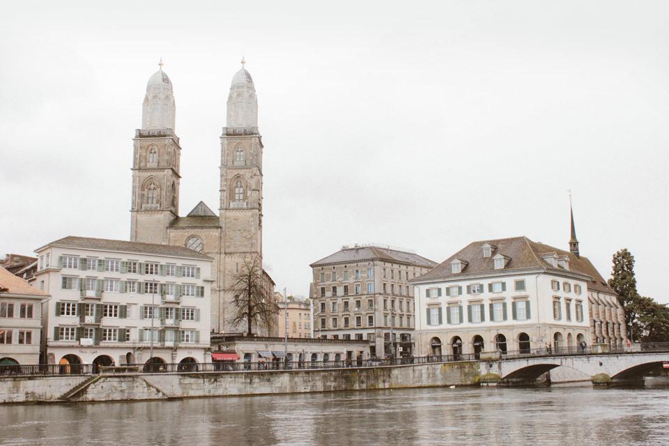 Grossmünster , Zurich