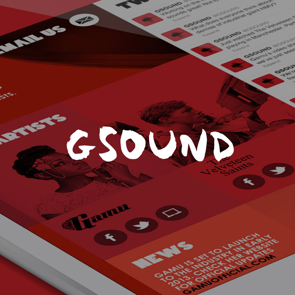 GSOUND RECORDS