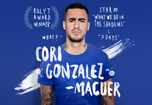 CORI GONZALEZ-MACUER WEBSITE CONCEPT   I had some free time this week, so I thought I would design a concept for his website - just a simple place to pull in all his social media feeds and give an idea of how the 'brand' could look.  READ MORE