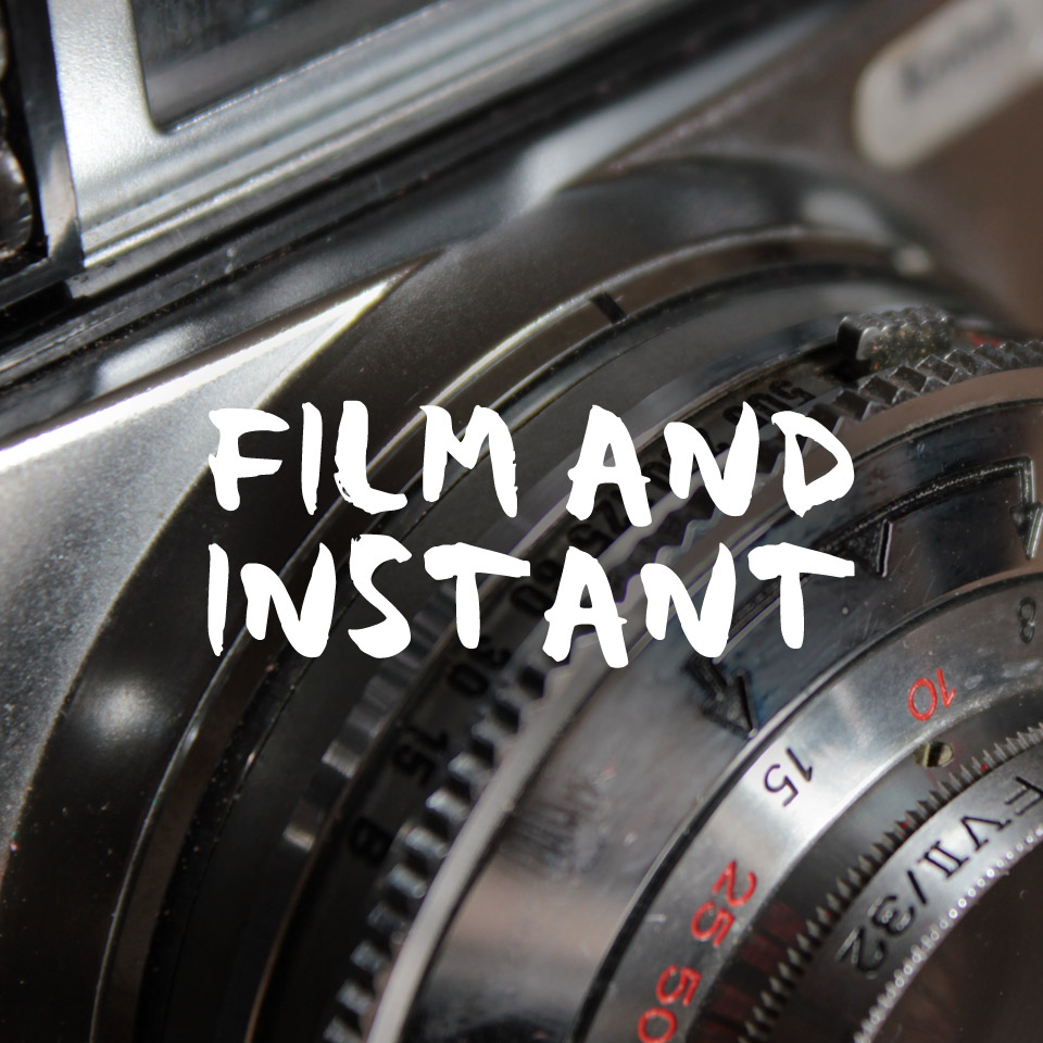 FILM AND INSTANT