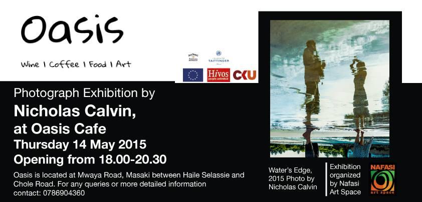Nicholas Calvin exhibition
