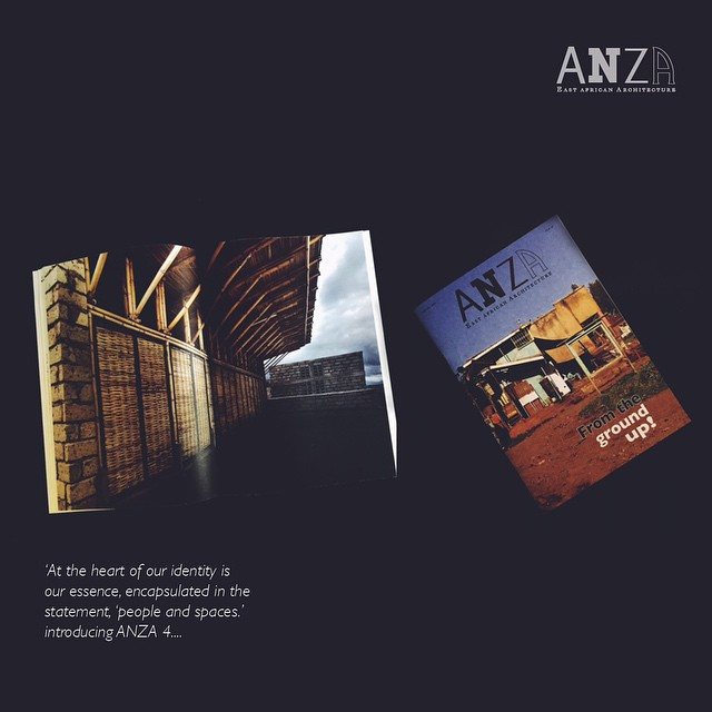 Anza issue 4 will be available in select locations by the end of this week.