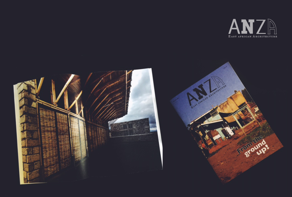 ANZA 4: From the ground up! ANZA Magazine's latest issue.