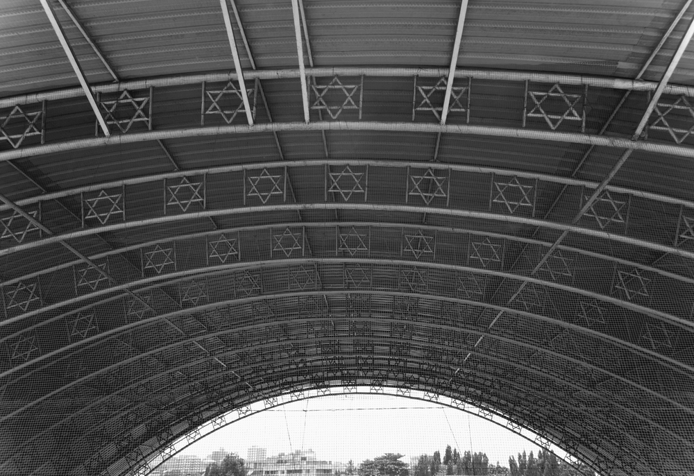 Grammar of ornament   In an open span space, the roof structure that enables this dominates in its stature. With the touch of the ornament it gives it life and a subtle touch of comfort to its users. Location: Upanga, Dar es Salaam   Photo by  Mufaddal Nagree