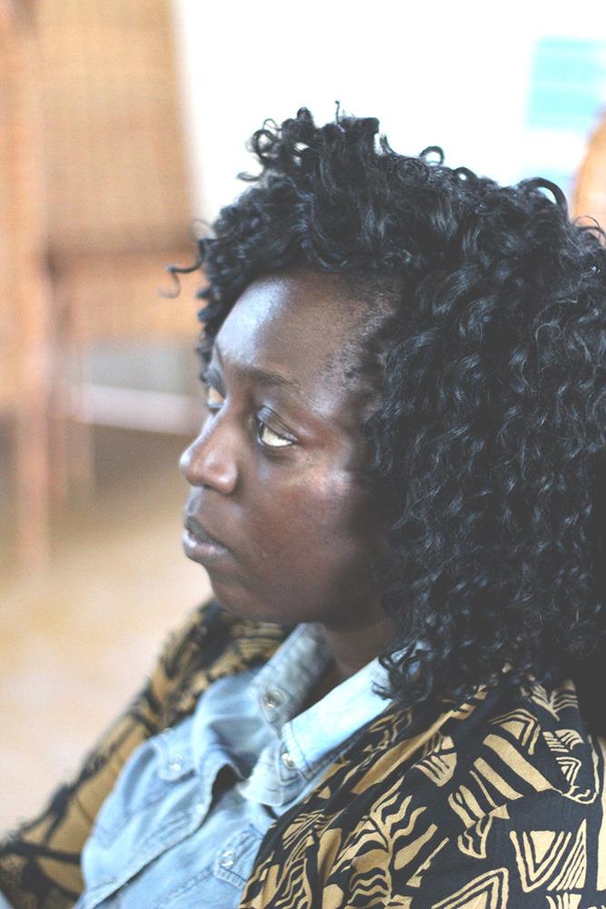 Ms. Tanya Mulamula on Day 8