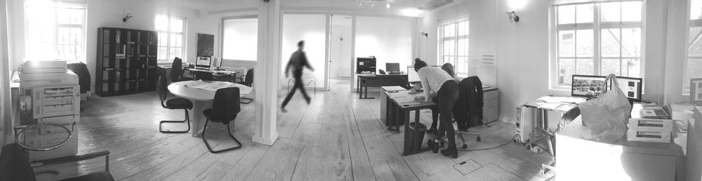 Vitrocsa London office - Sliding Minimal Windows and Doors