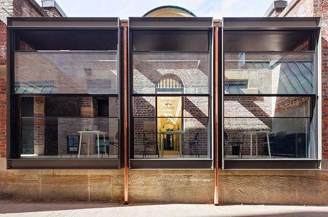 Beautifully renovated 19th century Police Station located in The Rocks with our Guillotine TH+ range. 👮🚓🚨 THE ROCKS - WORLDWIDE PROJECT  Architect: Welsh + Major Photography: Katherine LuVitrocsa  Product:Vitrocsa Guillotine Partner:@vitrocsaaustralia Location: Australia . . . . . . . . . . #vitrocsa#theminimalistwindow#project #swissmade#design#architecture #theoriginal#since1992#slidingdoors #invention#celebrating25thanniversary #innovation#minimal #vitrocsauk #archdaily #glassdoors #glazing #vitrocsasliding #customhome #interiordesign #luxury #theinvisiblewall #slidingdoors #architecturelovers #instahome #buildings #architecturephotography #switzerland #vitrocsaaustralia #invisibleframe