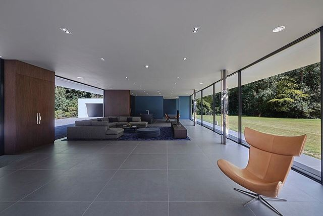 Our Pavello project is the largest house to ever feature on Grand Designs! 🏠  To see more please visit http://vitrocsa.co.uk  PAVELLO  Architect/Designers: Des Harvey