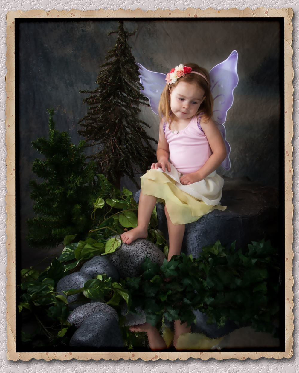 Contemplative Fairy