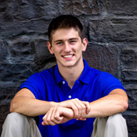 Dan is a great guy who really puts you at ease so your session is fun. Joseph Eggers, Mounds View H.S.