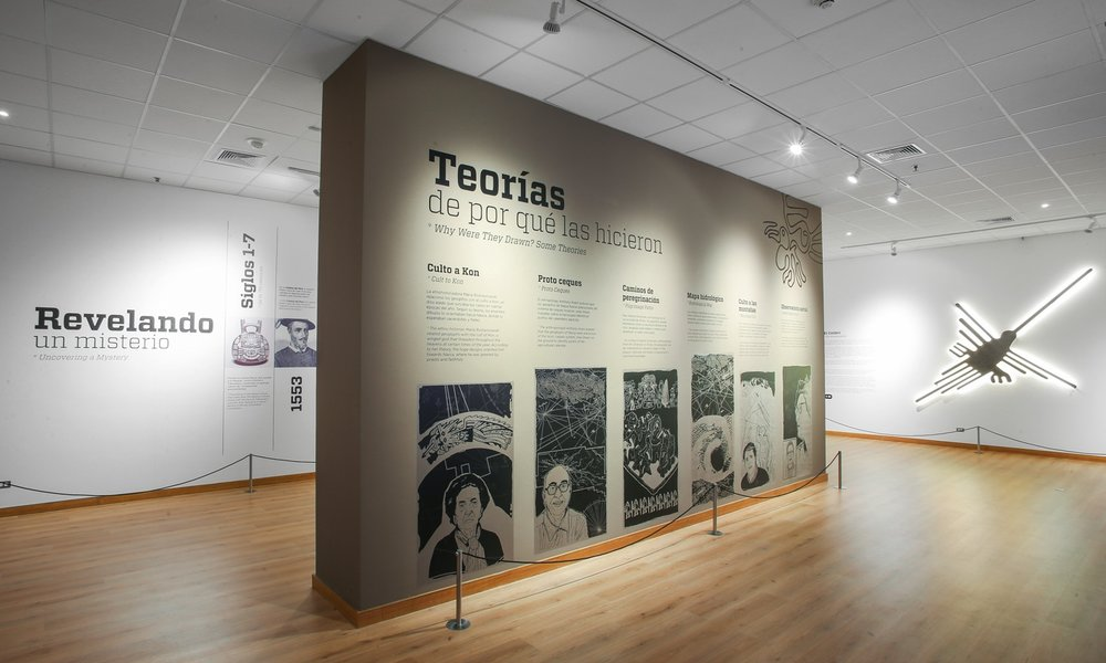 Exhibición AdP - Dando a conocer al mundo la cultura de Ica