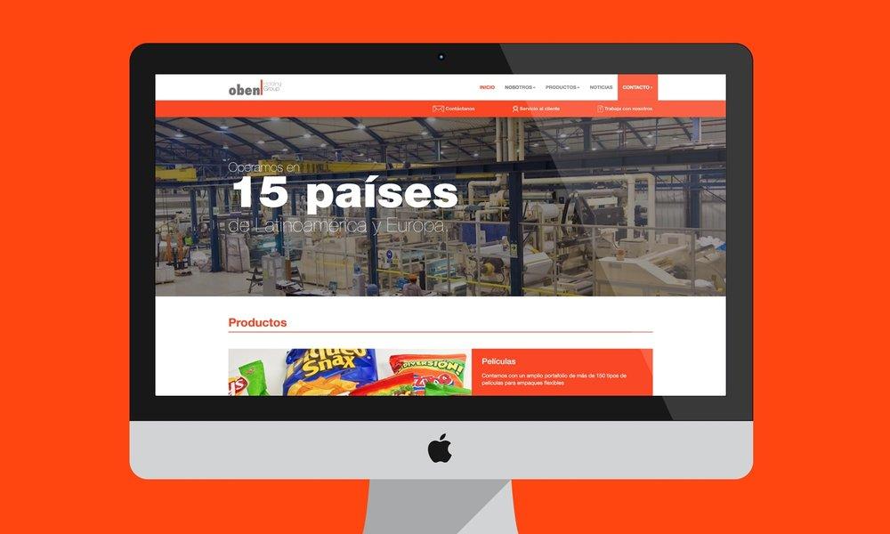 Oben Holding Group - Una referencia de la industria peruana