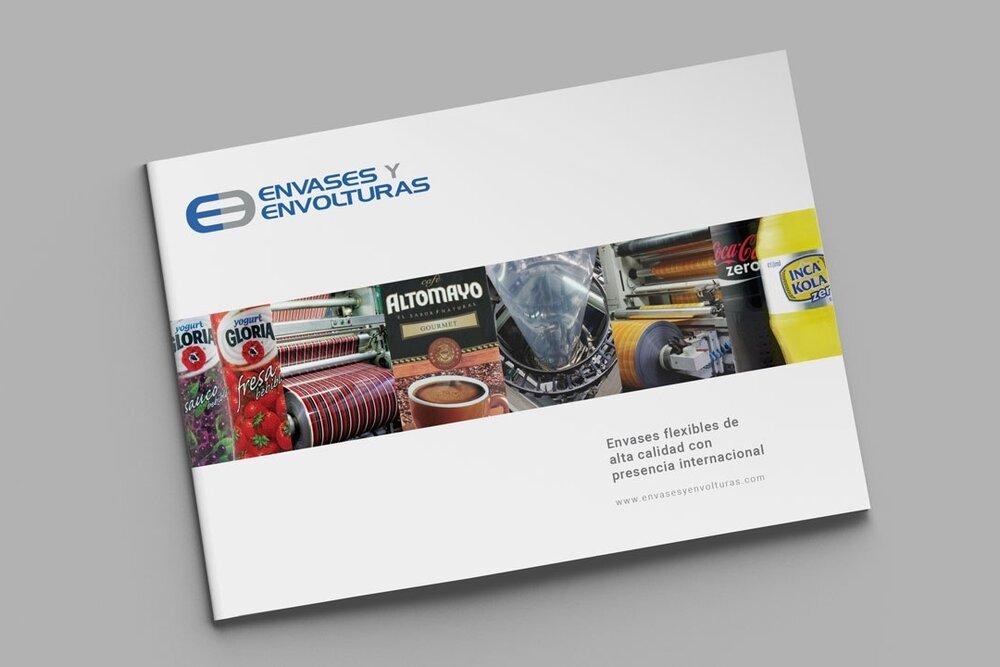 Envases & Envolturas - Envolturas flexibles de alta especialidad