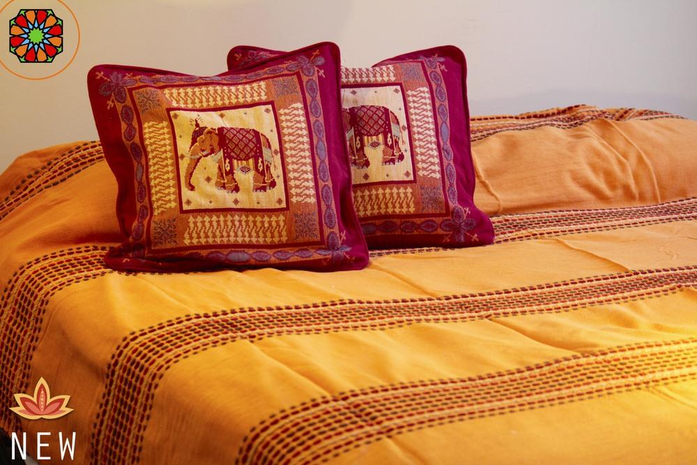 orange khaadi bedding.jpg