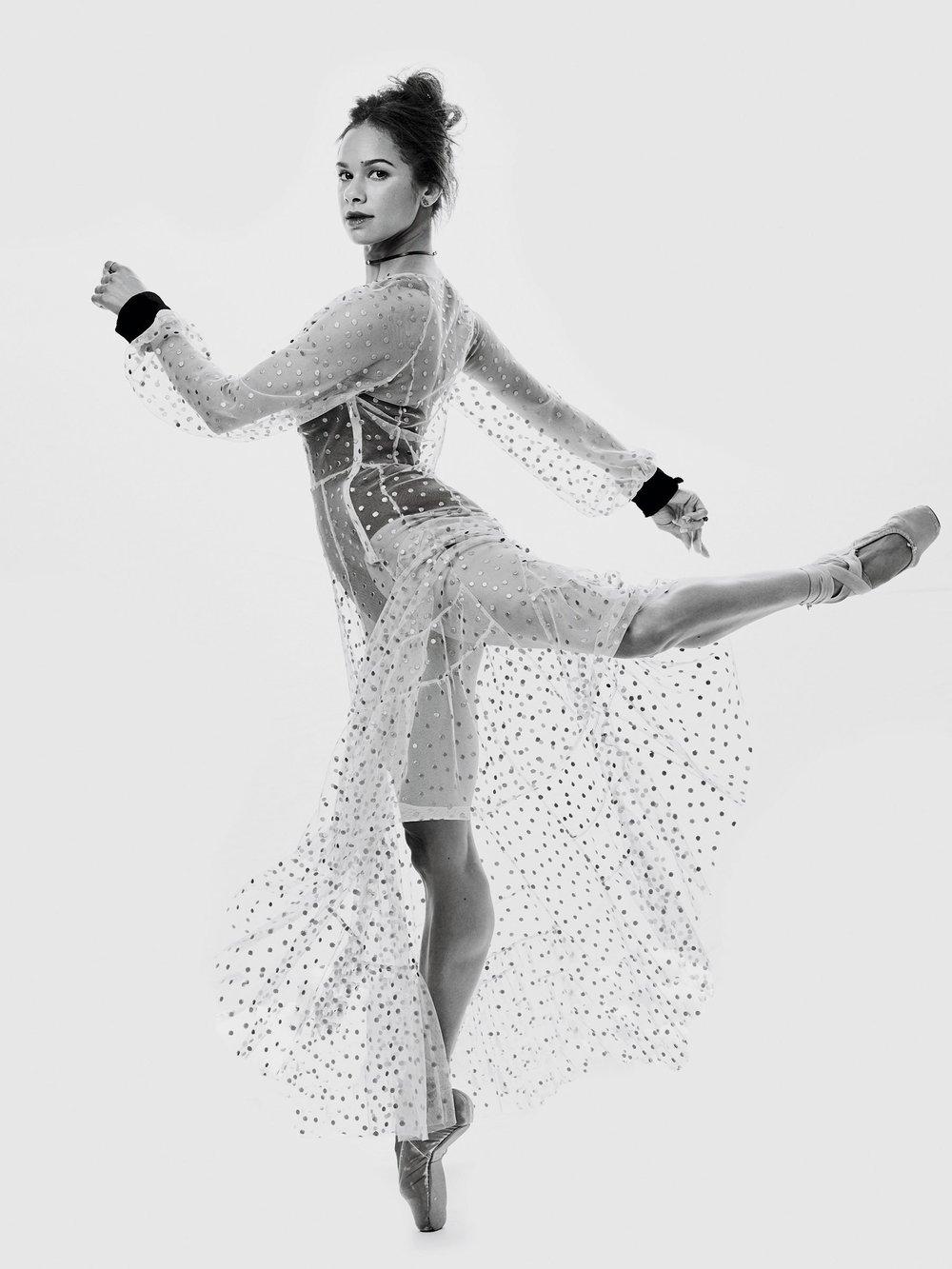 Misty Copeland, ballerina