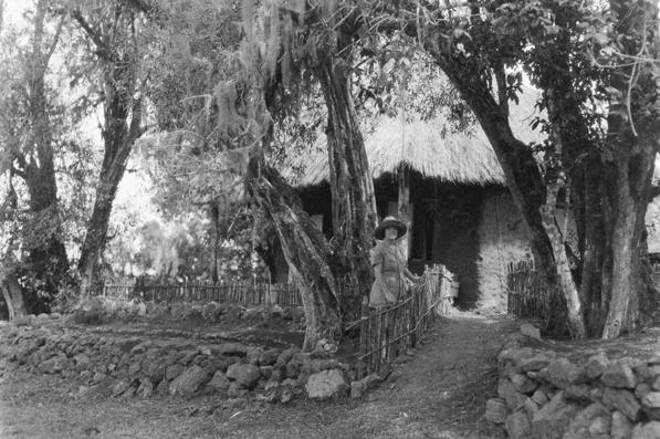 Kenya-Osa-Johnson-in-front-of-building-Lake-Paradise.jpg