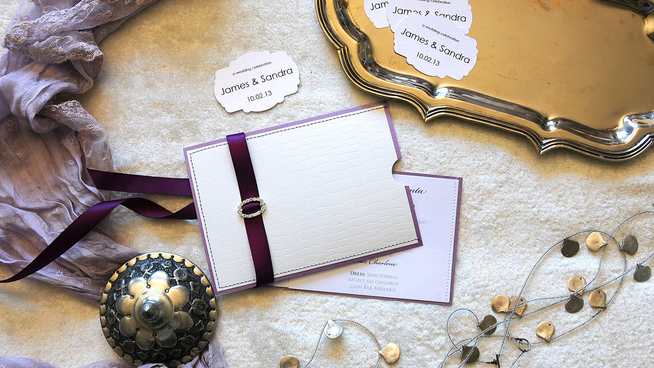 Johannesburg Wedding Invitations | Africa ido - Invitations #1