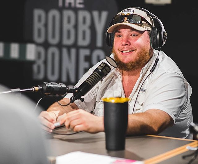 It's a big day for my brother @lukecombs. He crushed it with @mrbobbybones on the @bobbybonesshow this morning and the deluxe version of his album dropped today. Go get it, the new songs are stellar.