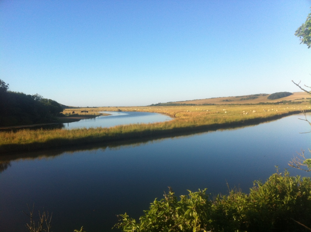 Cuckmere Summer
