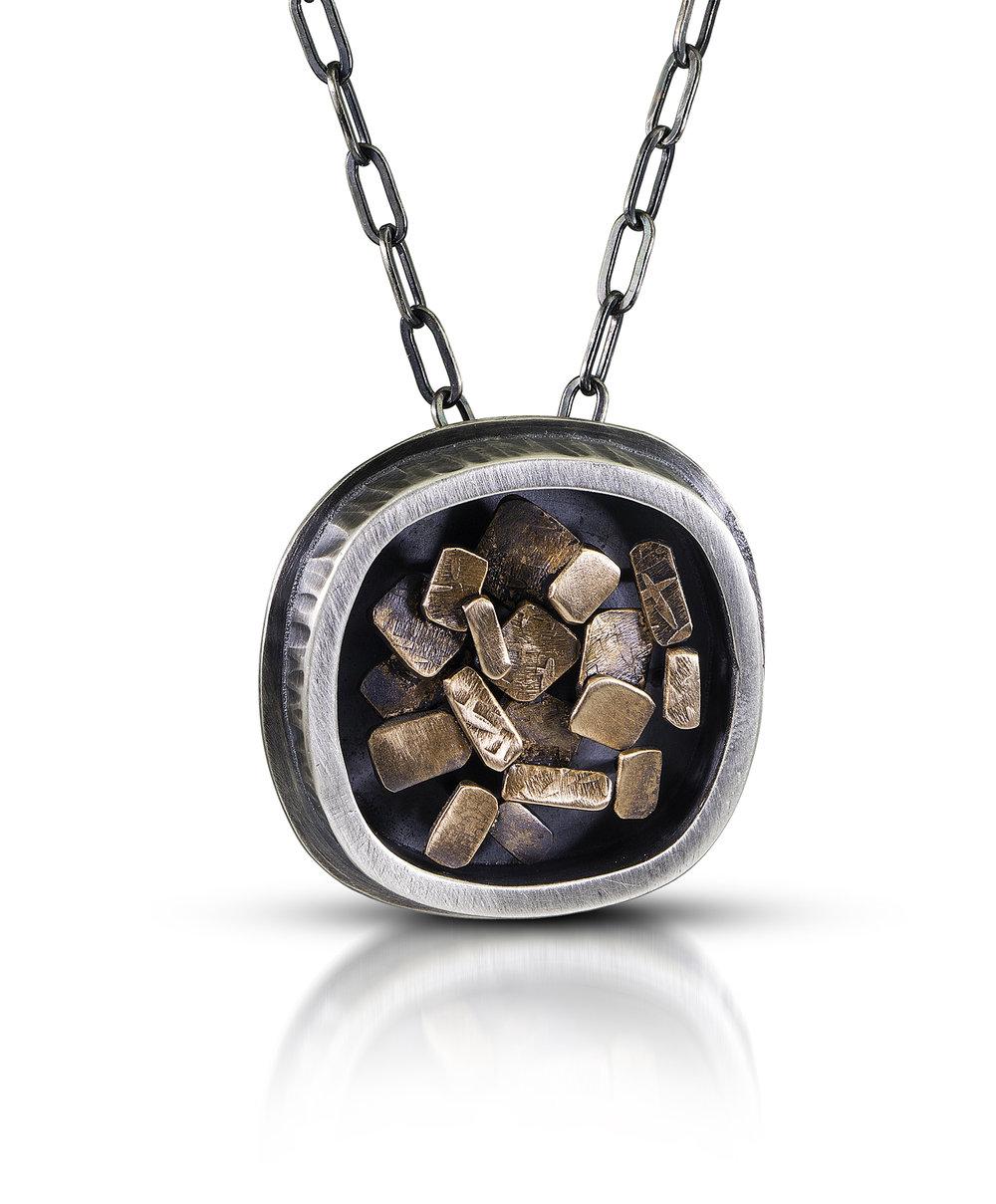 Bronze Mond 3