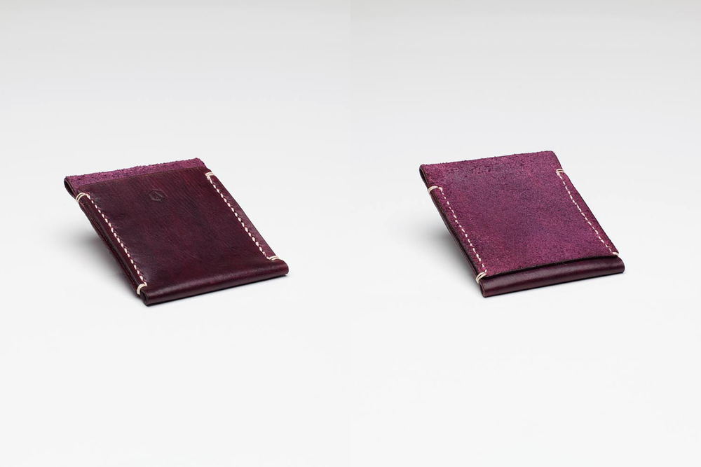 N-WALLET CINNABAR  SUGGESTED RETAIL: $125