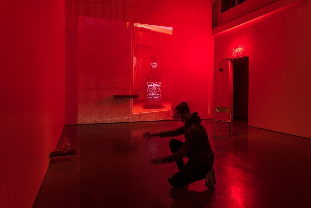 METANOIA : interactive virtual reality performance, image © 2018 Nathaniel Willson.