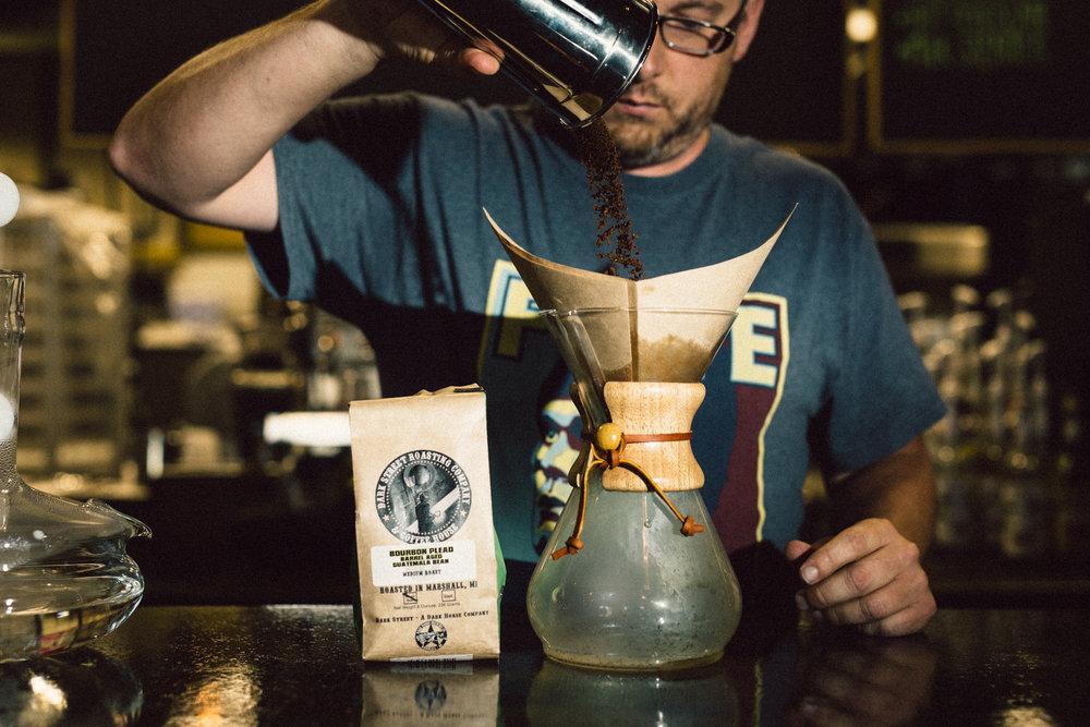 Commons Cafe/Dark Street Coffee