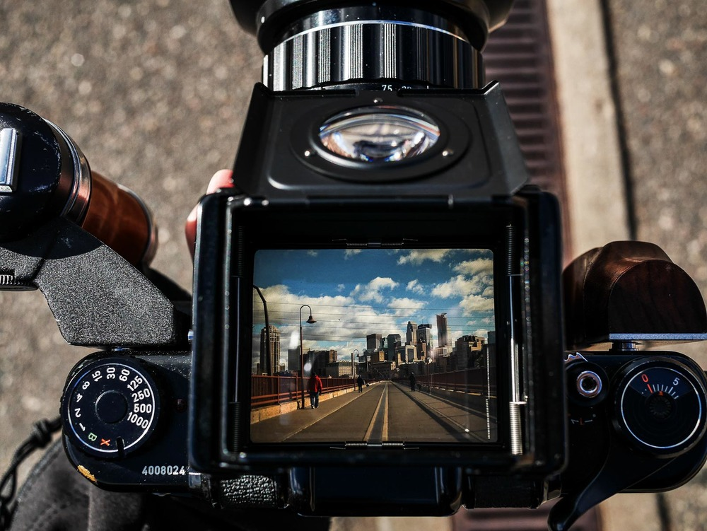 Meet the Pentax 67 with waist-level viewfinder — The Photography ...