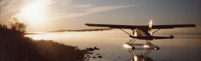 Beaver 47G on Tazlina Lake 1991