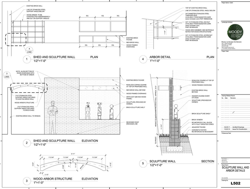 Design Drawings vs Construction Drawings Construction Document Drawing