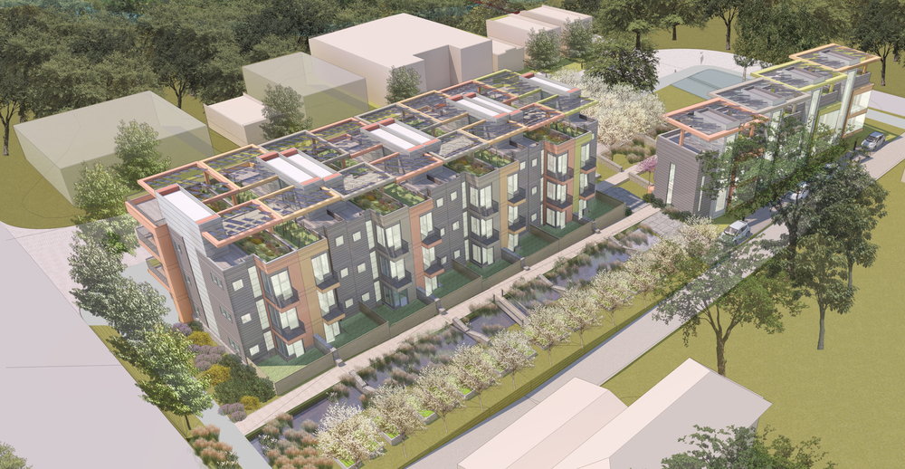 DC AFFORDABLE LIVING DESIGN COMPETITION, 2015