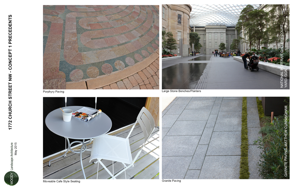 Project Location:   Washington, DC (Dupont Circle)   Project Developer:   CAS Riegler   Project Architect:   Hickok Cole Architects   Image By:   Moody Landscape Architecture (unless noted otherwise)