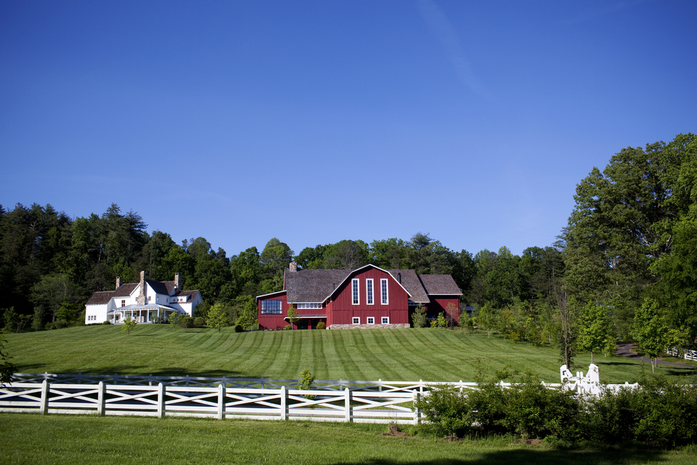 Blackberry Farm - Walland, TN