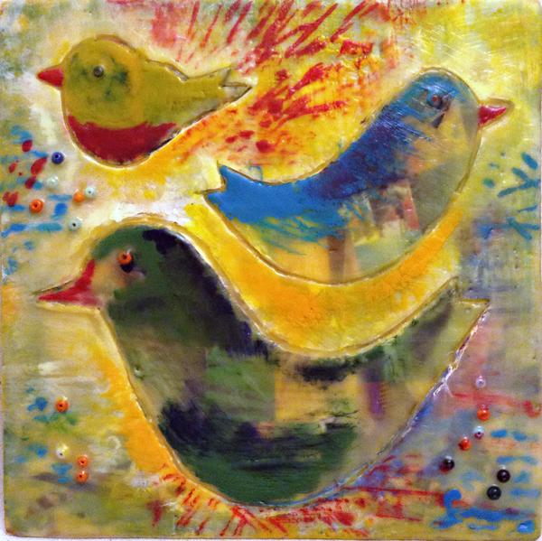 3 birds (2013)