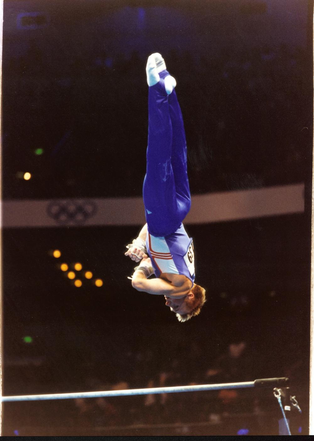 H.Bar-2000 Olympics.JPG