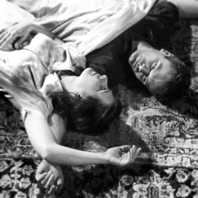 Allen Arbus and Diane