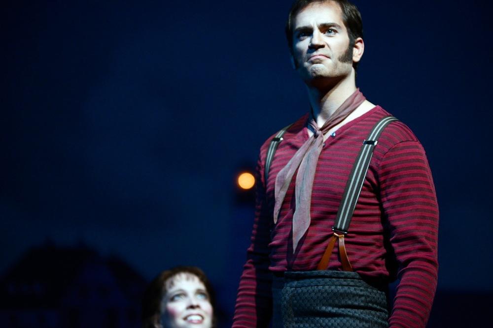 <i>Carousel</i> / Virginia Opera / 2013