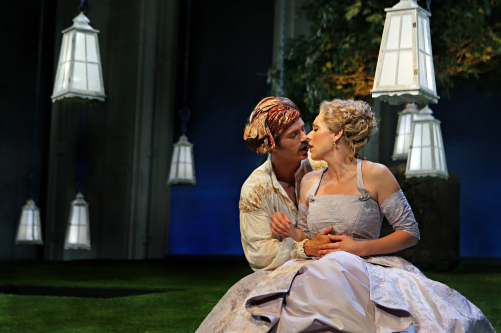 <i>Così fan tutte</i> / Minnesota Opera / 2011
