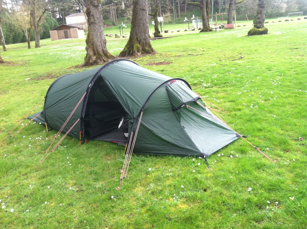 Hilleberg tents is the best!