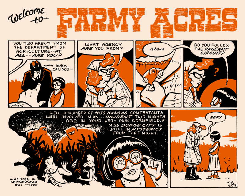Farmy Acres: At The Barn #26