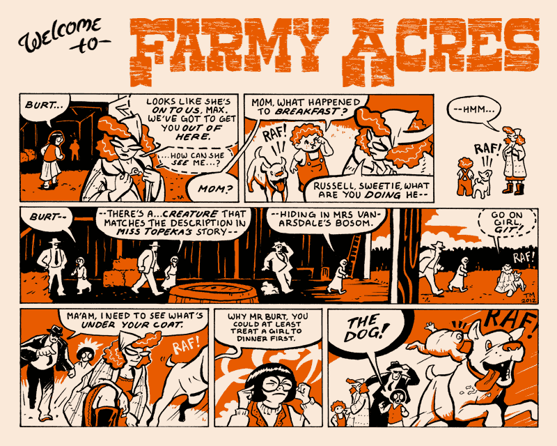 Farmy Acres: At The Barn #29