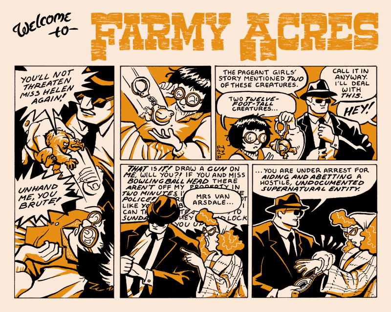 Farmy Acres: At The Barn #32