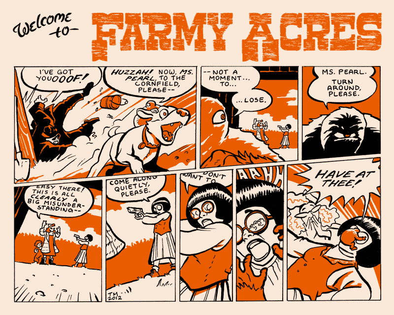 Farmy Acres: At The Barn #31