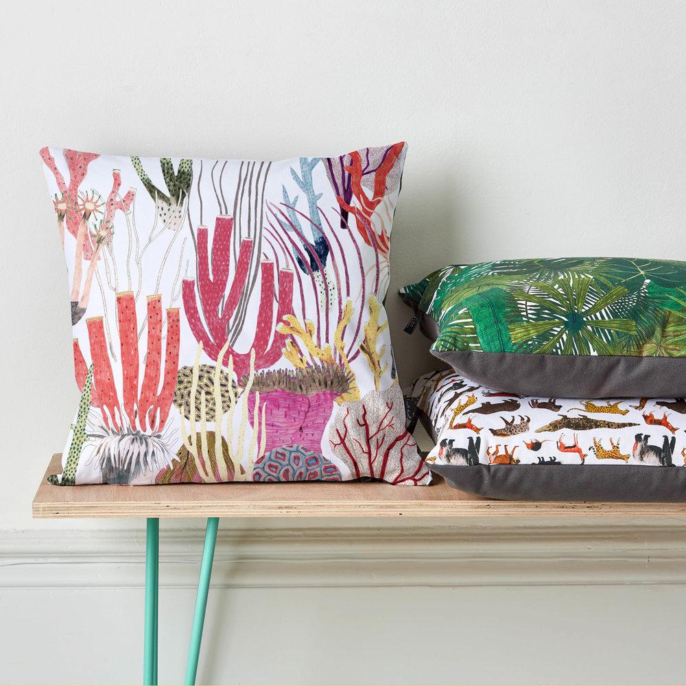 Cushions & Lampshades