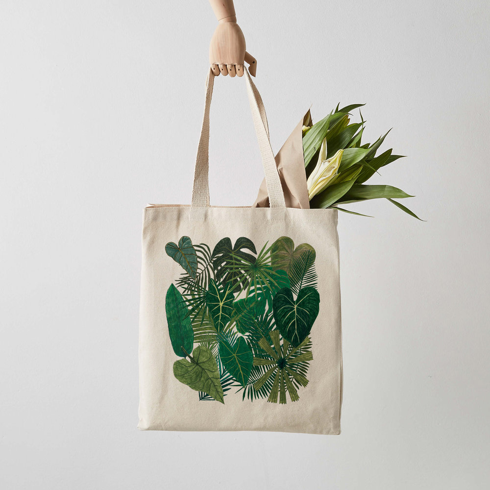 Botanical Tote Bag seconds £7.jpg